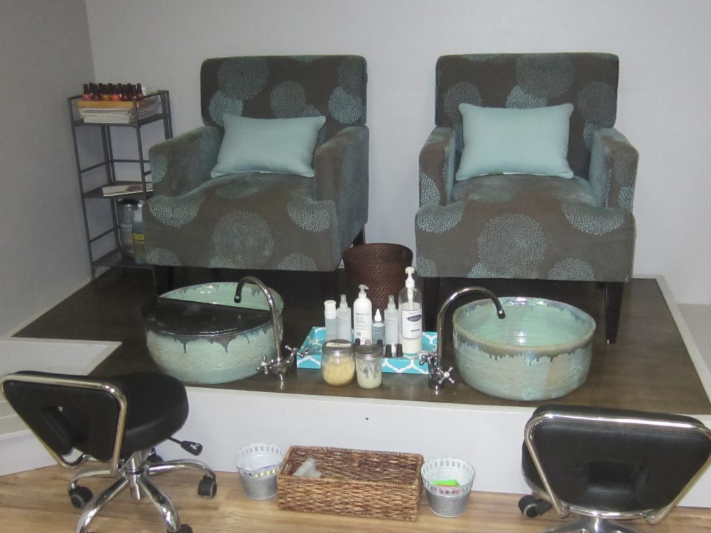 Pedicure Chairs City Wellness