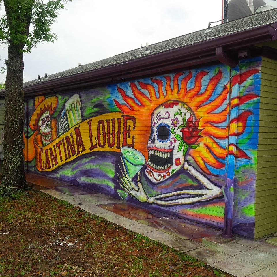 Cantina Louie Is A New Mexican Restaurant In St Augustine Fl Menu