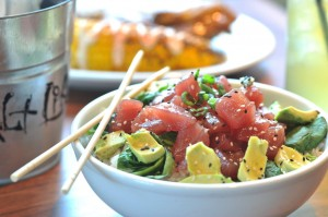 Caliche's Poke Bowl