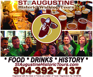 St Augustine Walking Tours