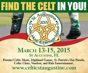 St Augustine Celtic Festival