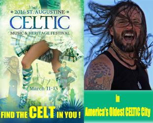 Celtic Festival St Augustine